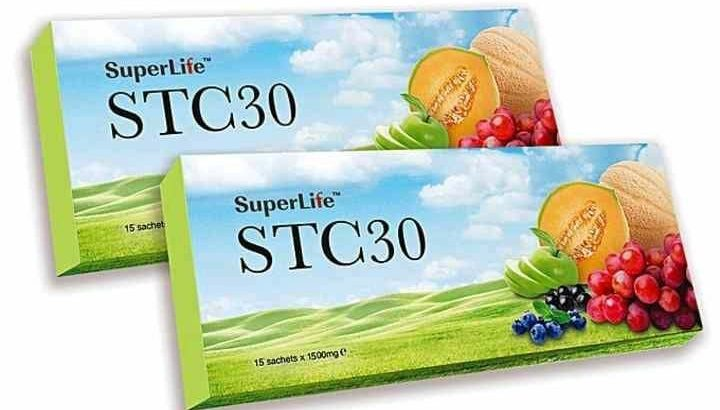 STC30 FOR OVER 130 HEALTH COMPLICATIONS