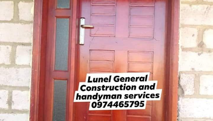 we supply and install door set fittings